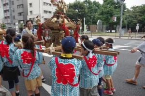 日吉坂町会